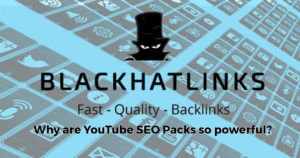 Why YouTube SEO Packs Are So Powerful At Ranking Videos