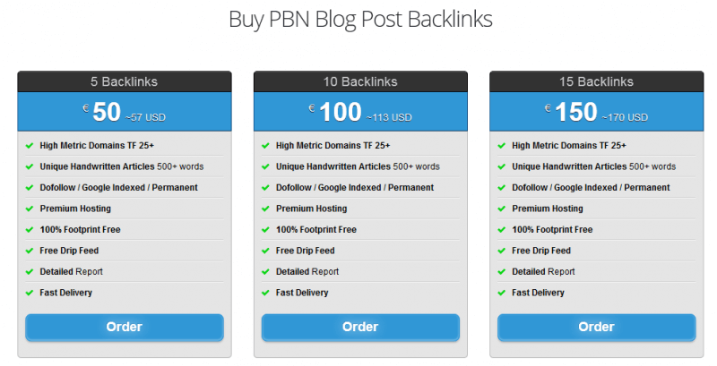 Are Private Blog Network (PBN) Backlinks Worth it in 2019