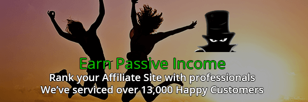 Rank Your Affiliate Site And Start Earning Passive Monthly Income