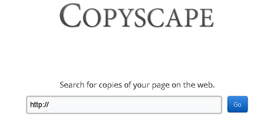 CopyScape Is Great For Figuring Out If A PBN's Content Is Original
