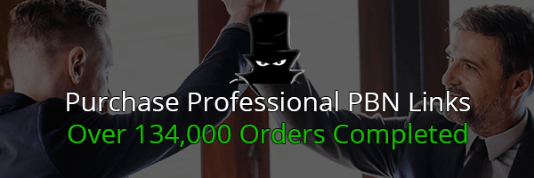 Blackhatlinks.com Has Completed Over 134,000 Orders. Buy Your PBN Backlinks From Professionals!
