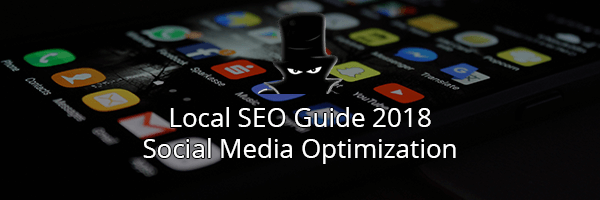 Local Seo Guide - Optimize Your Social Media Profiles With Your NAP+W