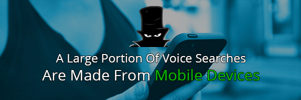Voice Search SEO & Mobile Devices