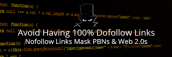 Link Building for SEO - You Must Have Dofollow & Nofollow links