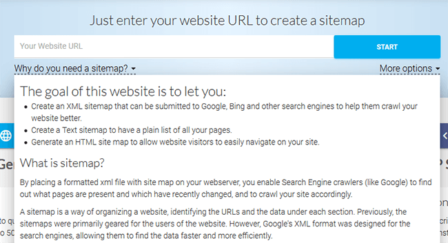 How To Submit URLs To Google: Sitemap
