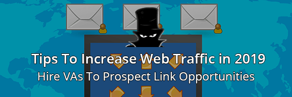 Hire Virtual Assistants To Prospect Link Opportunities