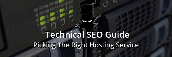 Technical SEO Guide: Hosting Service