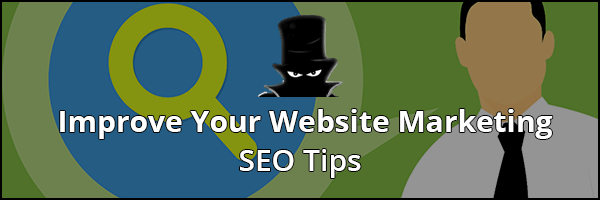 Website Marketing With SEO Tips
