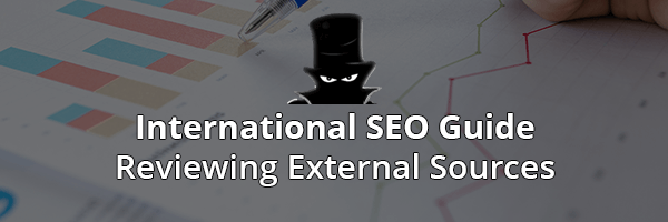 Determining Demand For International SEO - Outside Sources