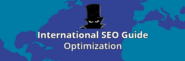 International SEO - Optimization