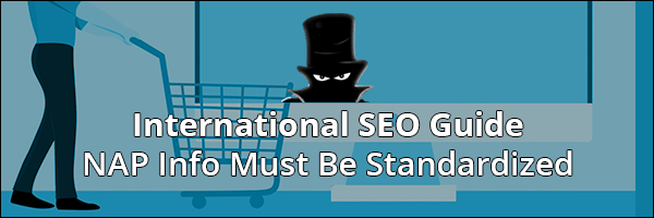 International SEO - NAP Info