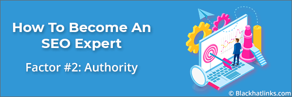 SEO Key Factor #2: Authority