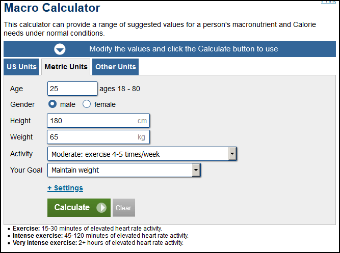 Interactive Content: Online Calculators
