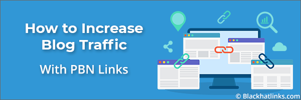 Increase Blog Traffic with PBN Links