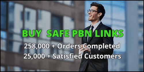Compre backlinks PBN