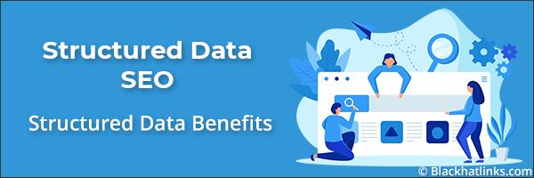 Benefícios de SEO para dados estruturados