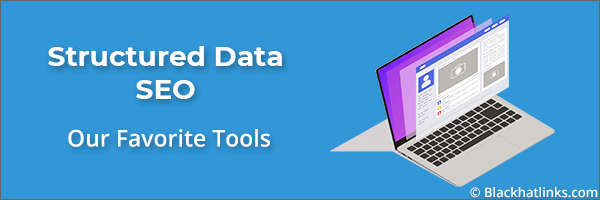 Structured Data Tools
