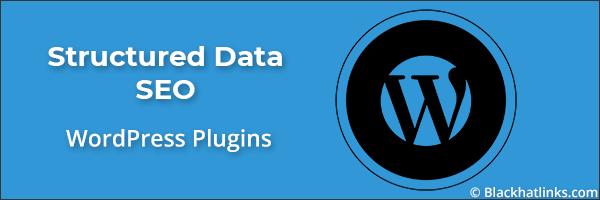 Plug-ins de WordPress de dados estruturados