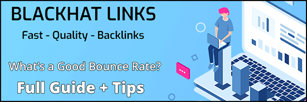 Bounce Rate Guide