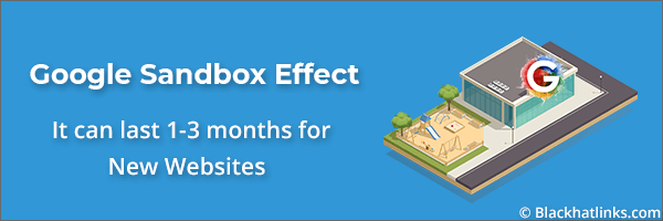 How Long to Rank in Google: Sandbox Effect